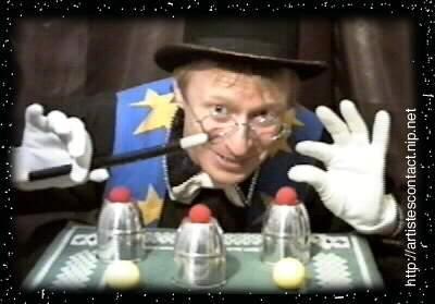 magicien marseille clown 13 PACA spectacle de magie animation enfants ecole et stage de cirque arbre
